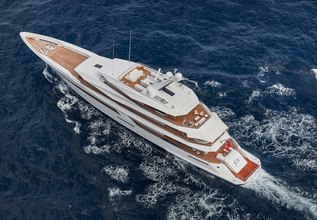 Joy Charter Yacht at The Superyacht Show 2018