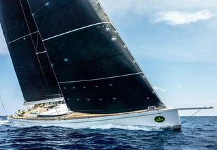 Highland Fling XV Charter Yacht at Monaco Yacht Show 2019
