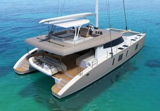 19th Hole Charter Yacht at Antigua Charter Yacht Show 2016