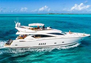 Lady Doris Charter Yacht at Miami Yacht Show 2020