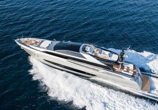 Fora Charter Yacht at Cannes Yachting Festival 2014