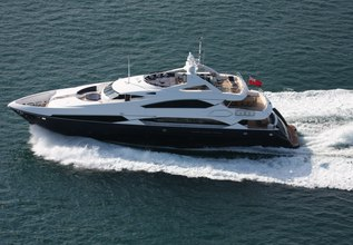The Devocean Charter Yacht at Cannes Yachting Festival 2014