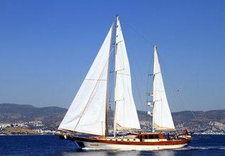Estrella De Mar Charter Yacht at TYBA Yacht Charter Show 2019