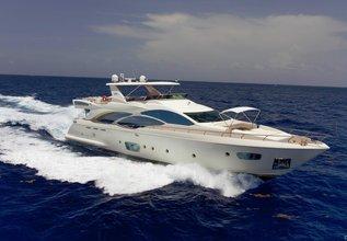 Sand Castle Charter Yacht at Festival de la Plaisance de Cannes 2013