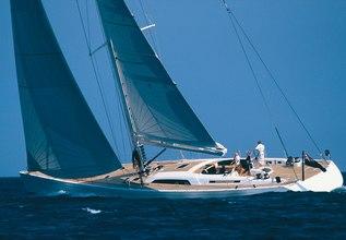 Alexia Charter Yacht at Palma Superyacht Show 2021