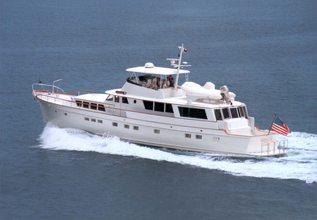 Koala Charter Yacht at Palm Beach Boat Show 2019