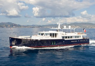 Paolyre Charter Yacht at Antigua Charter Yacht Show 2014