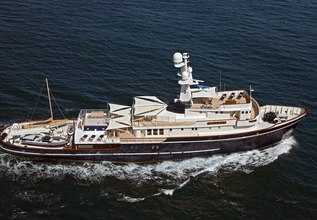 Seawolf Charter Yacht at Singapore Yacht Show 2019