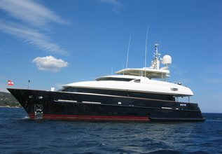 Contessina Charter Yacht at Cannes Yachting Festival 2014