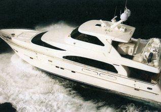 Cavu Charter Yacht at Palm Beach Boat Show 2013