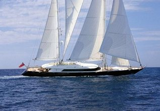 Rock & Roll Charter Yacht at Perini Navi Cup 2018