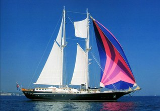 Mephisto Charter Yacht at Monaco Grand Prix 2014