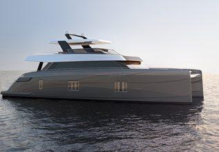 Aria Charter Yacht at Monaco Yacht Show 2019