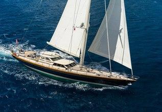 Marae Charter Yacht at Antigua Charter Yacht Show 2014