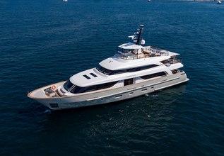 Les Bruxellois Charter Yacht at MYBA Charter Show 2018