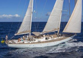 Wisdom Charter Yacht at Newport Charter Show 2015