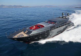 Primero Charter Yacht at MYBA Charter Show 2014