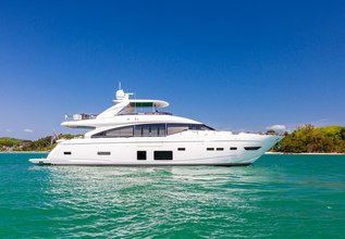 Pronto Charter Yacht at Fort Lauderdale International Boat Show (FLIBS) 2020- Attending Yachts