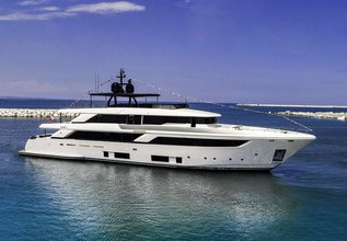 April Charter Yacht at Monaco Yacht Show 2019