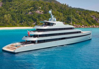 Savannah Charter Yacht at Fort Lauderdale Boat Show 2016