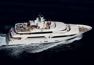 Emotion 2 Charter Yacht at Cannes Yachting Festival 2015