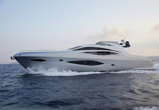 Adonis Charter Yacht at Palm Beach Boat Show 2019