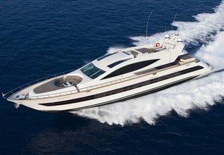 Toby Charter Yacht at MIPIM 2014