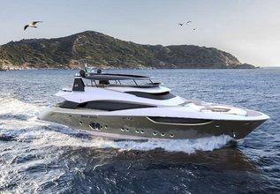 Luxury Charter Yacht at Yachts Miami Beach 2017
