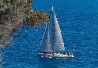 Dapsang Charter Yacht at Palma Superyacht Show 2014