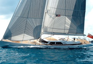 Spiip Charter Yacht at The Superyacht Challenge, Antigua 2013