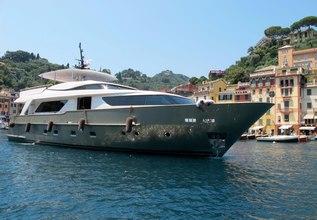 Saspa Charter Yacht at Palma Superyacht Show 2021