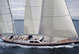 Legend Charter Yacht at The Superyacht Cup Palma 2015