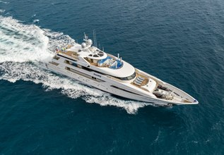 Trending Charter Yacht at Palm Beach Boat Show 2014