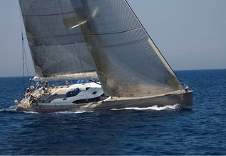 Skip'n Bou Charter Yacht at Antigua Charter Show 2013