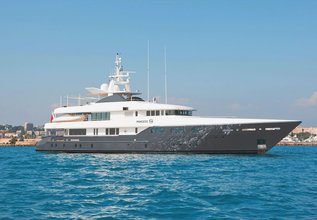 Princess Too Charter Yacht at Monaco Yacht Show 2017