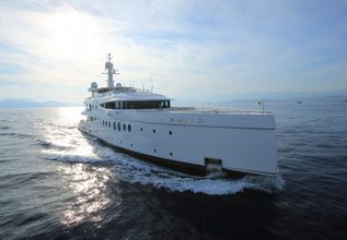 Madame Kate Charter Yacht at Monaco Yacht Show 2015