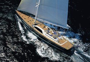 Eratosthenes Charter Yacht at Palma Superyacht Show 2018
