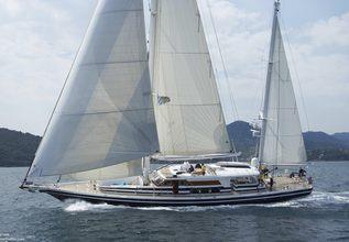 Fidelitas Charter Yacht at Palma Superyacht Show 2019