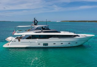 Ninipop XL Charter Yacht at Fort Lauderdale International Boat Show (FLIBS) 2021