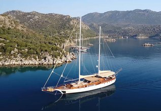 Arabella Charter Yacht at TYBA Yacht Charter Show 2018