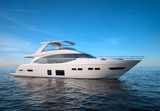 Lemon Not Lime Charter Yacht at MYBA Charter Show 2019