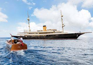 Nero Charter Yacht at MYBA Charter Show 2017