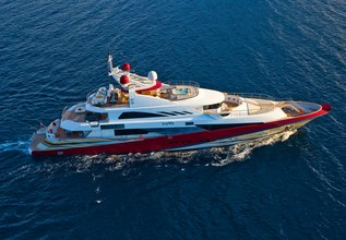 joyMe Charter Yacht at Cannes Film Festival 2017