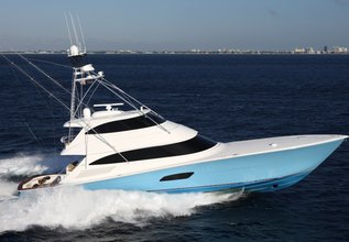 Reel High's Charter Yacht at Fort Lauderdale International Boat Show (FLIBS) 2020- Attending Yachts