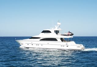 Pipe Dreams Charter Yacht at Fort Lauderdale Boat Show 2016