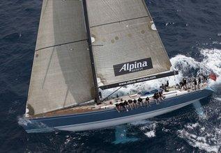 Kallima Charter Yacht at Palma Superyacht Show 2015