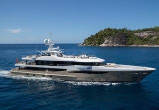Lili Charter Yacht at Monaco Yacht Show 2017