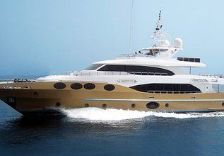 Marina Wonder Charter Yacht at Monaco Yacht Show 2013