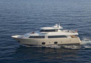La Pausa Charter Yacht at Monaco Grand Prix 2014
