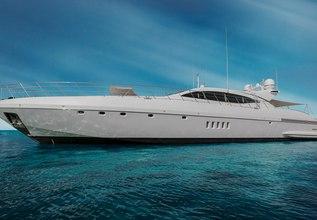 Gerosa Charter Yacht at Palma Superyacht Show 2018